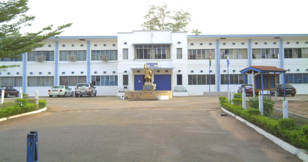 ADMINISTRATION BLOCK (FRONT)